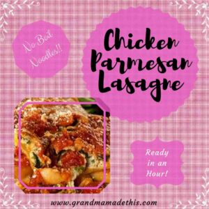 Chicken Parmesan Lasagna Recipe
