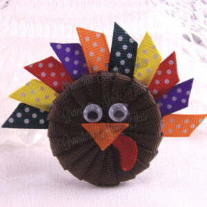Turkey Head Lapel Pins