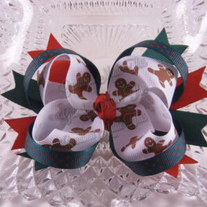 Christmas Twisted Ribbon Bows $8.25